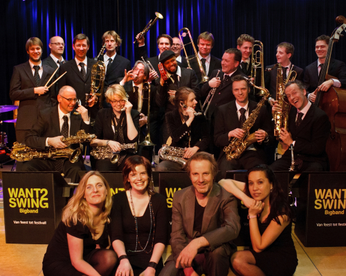 Winnaar 2012: Want2Swing Bigband