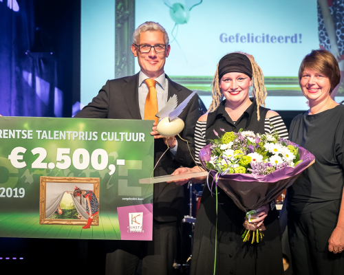Winnaar 2019: Anne-Will Lufting
